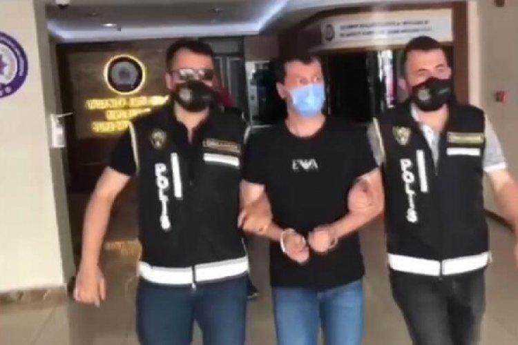 Sarallar suç örgütünün lideri Zafer Saral, Türkiye'ye teslim edildi