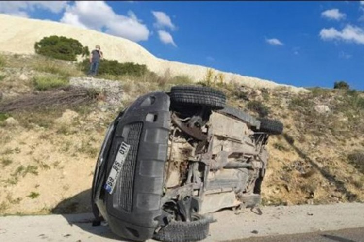 DSİ Şube Müdürü trafik kazasında hayatını kaybetti