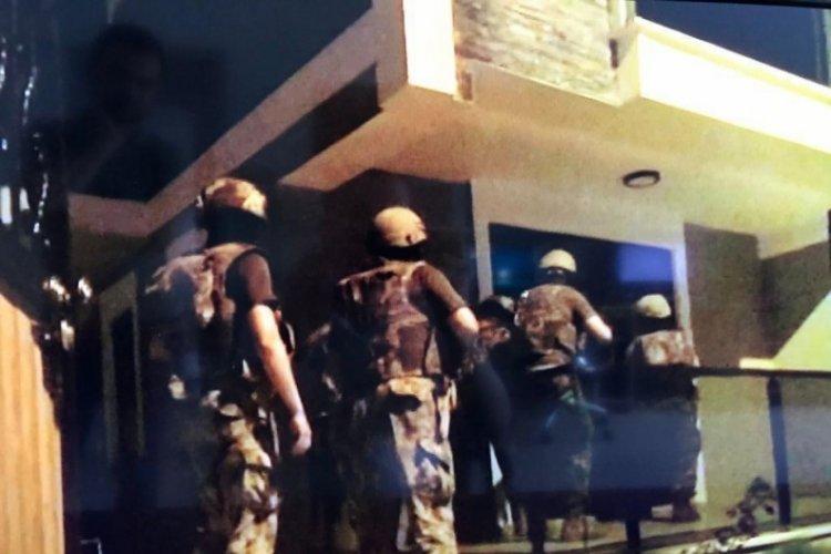 TKİP üyesi 4 kişi gözaltına alındı
