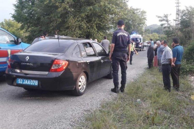 Minibüsün çarptığı küçük Yasin, hayatını kaybetti