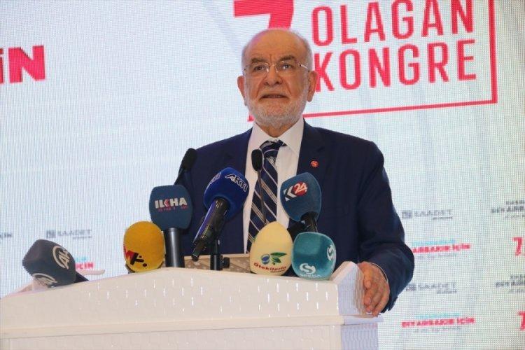 Temel Karamollaoğlu: Parti kapatmaya karşıyız