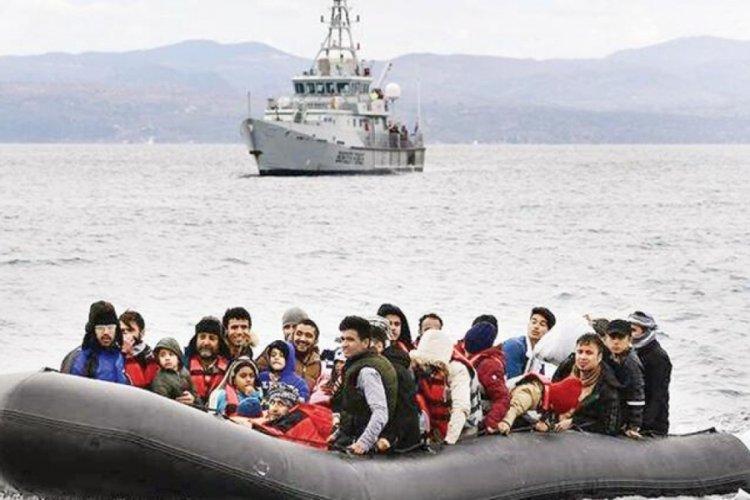 Yunanistan'dan sığınmacıya ağır ceza