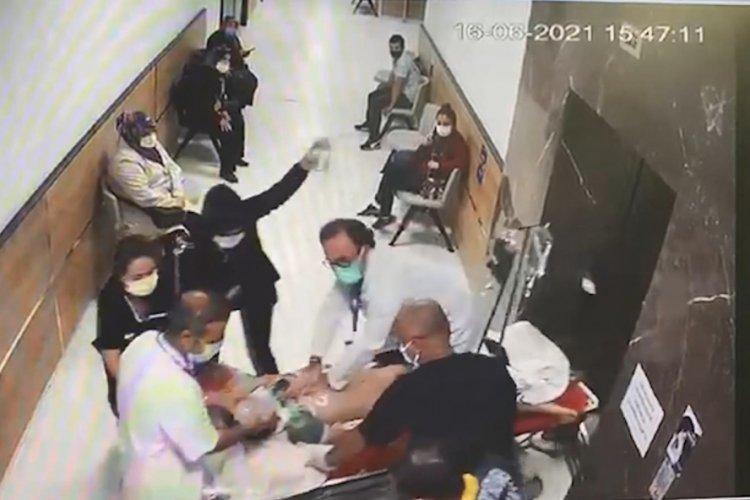 Kalbine korkuluk saplanan çocuğu kurtaran doktor: Elimizden gelenin en iyisini yaptık