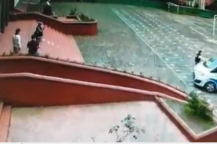 Eksik evraklı öğrencinin yardımına polis ekipleri koştu