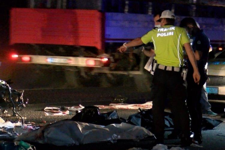 Kazada ölen 3 kadın, arkadaşlarıyla gezmeye çıkmış