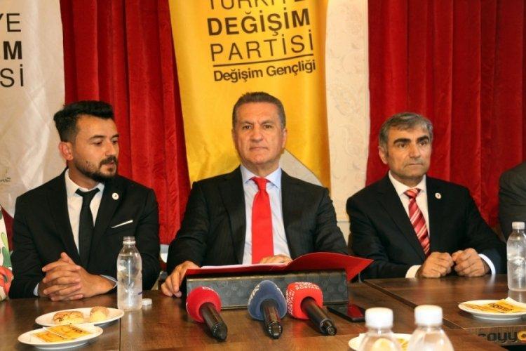 Mustafa Sarıgül: Pusulamız insan, rotamız insanca bir yaşam