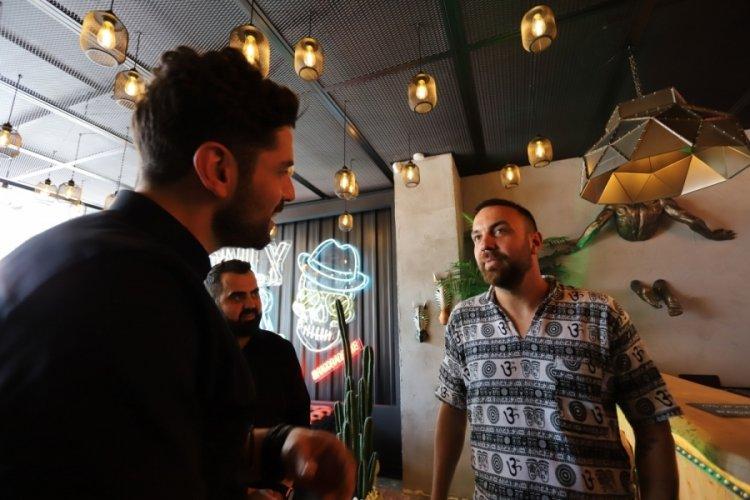 Sercan Yıldırım, Bursa'da açılışa katıldı