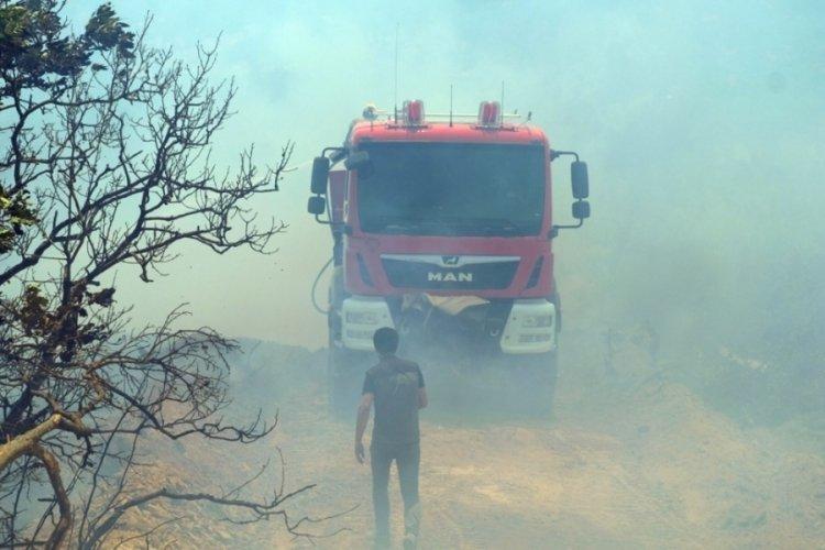 Bingöl'deki orman yangını 3 gündür sürüyor