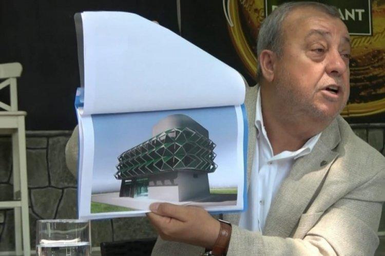 Bursaspor Divan Kurulu Başkan Adayı Saffet Akarsu'nun listesi netleşti