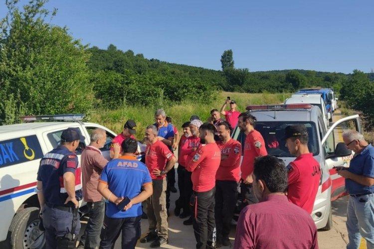 Mantar toplarken kaybolan adam 12 saat sonra bulundu