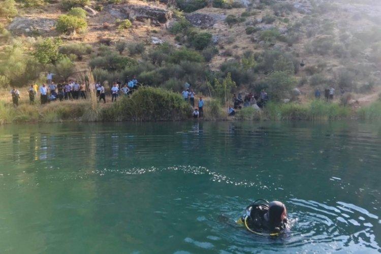 Balık tutmak isteyen genç, Fırat Nehri'nde boğuldu