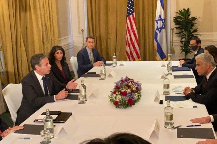 ABD ve İsrail arasında diplomatik temas