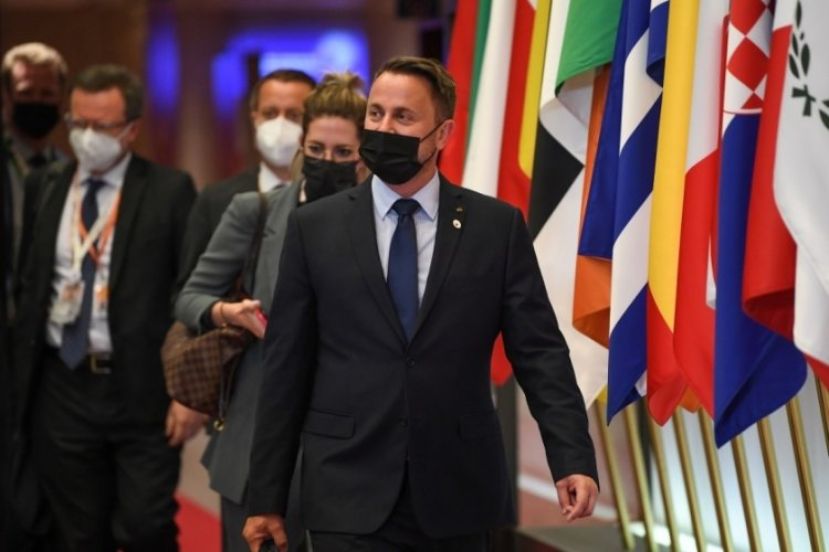 Lüksemburg Başbakanı Bettel, virüse yakalandı