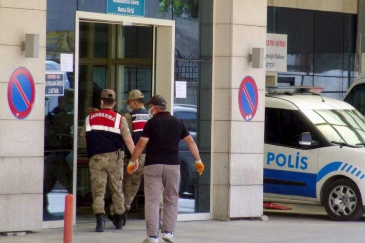 2 kişinin öldüğü çatışma sonrası kaçan 108 kaçak göçmen yakalandı