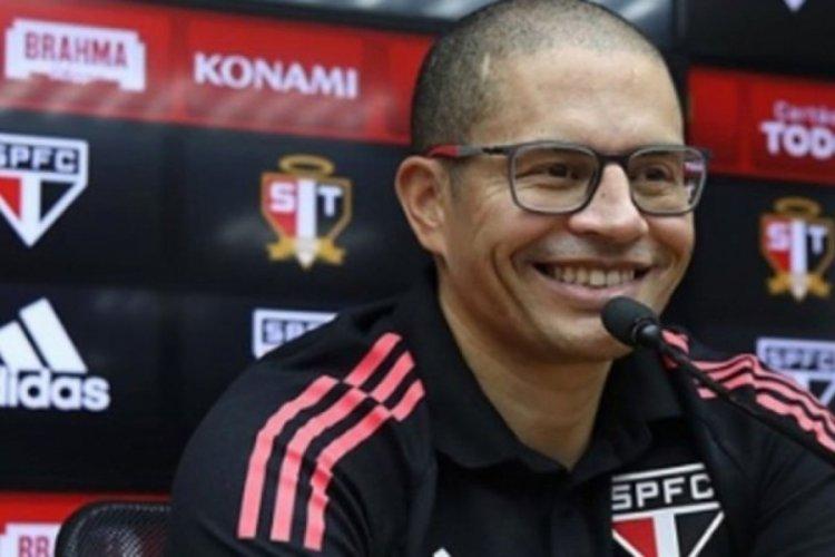 Alex de Souza teknik direktör olarak ilk maçına çıktı