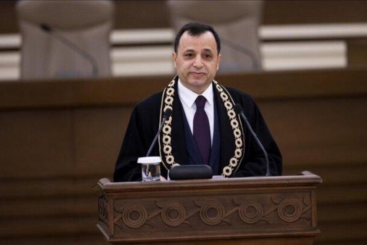 Anayasa Mahkemesi Başkanı'ndan dikkat çeken açıklamalar