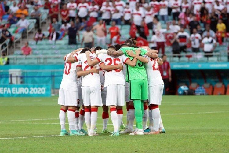 Türkiye-Karadağ maçı Beşiktaş Park'ta
