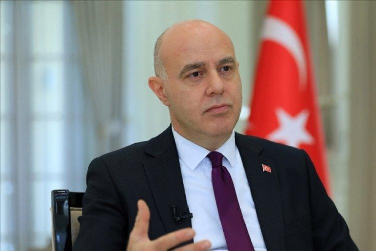 Türkiye'nin Bağdat Büyükelçisi Güney'den Necef ziyareti