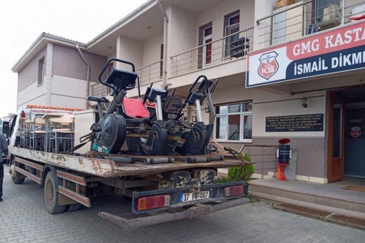GMG Kastamonuspor'a haciz şoku