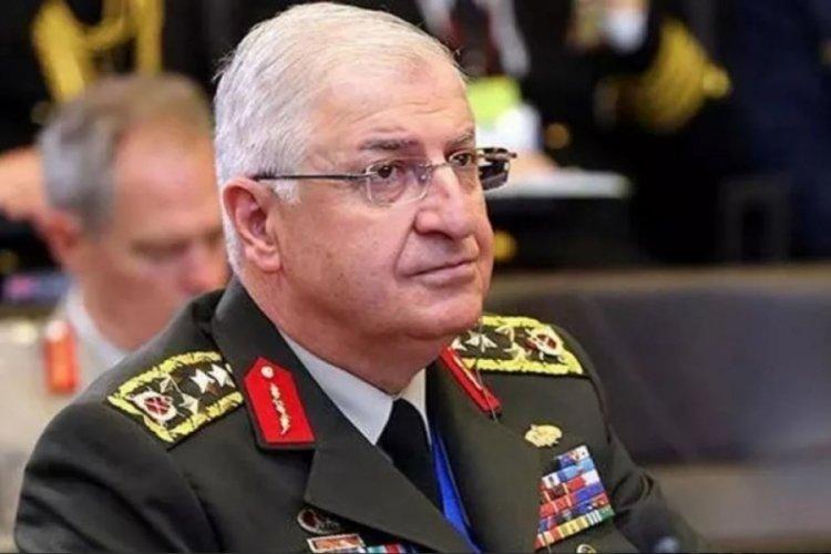 Genelkurmay Başkanı Güler, Pakistan Hava Kuvvetleri Komutanı ile görüştü