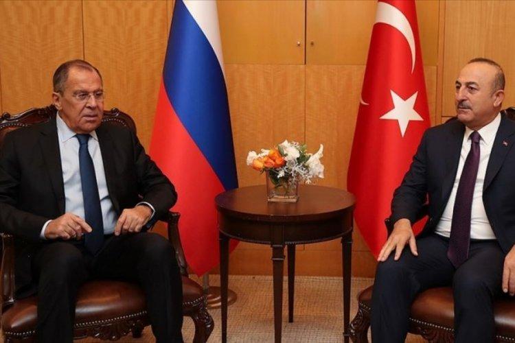 Çavuşoğlu ve Lavrov 30 Haziran'da bir araya gelecek