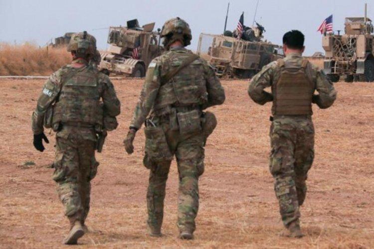 Suriye'de ABD'nin kontrolündeki noktaya saldırı