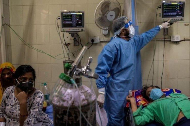 Hindistan'da kara mantar salgınında vaka sayısı 40 bini aştı
