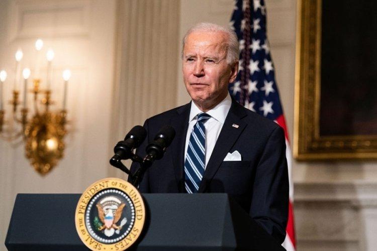 ABD Başkanı Biden, İsrail Cumhurbaşkanı Rivlin ile Beyaz Saray'da görüştü
