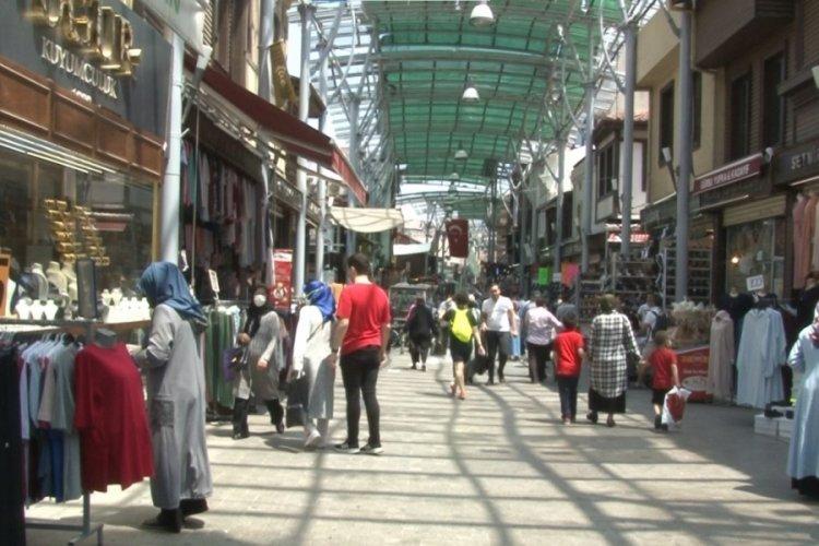 Bursa'da çarşıda işler ne durumda? (ÖZEL HABER)