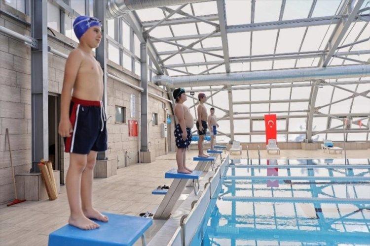 Bursa İnegöl'de yüzme kursu kayıtları başlıyor