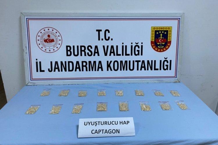 Bursa'da uyuşturucu operasyonunda tutuklama