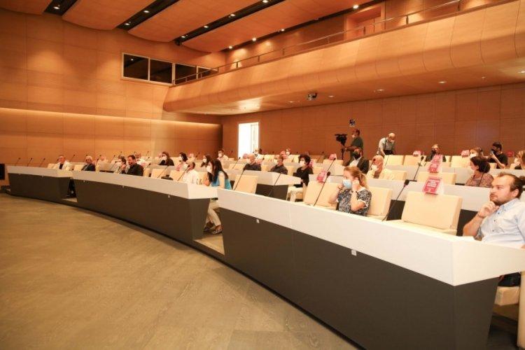 Bursa'da Akkılıç Ödülleri sahiplerini buldu