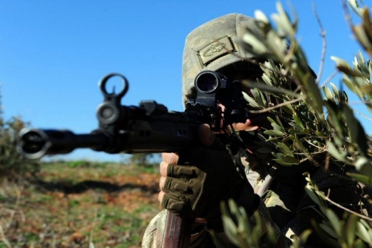 MSB: Eylem hazırlığındaki 3 PKK'lı terörist etkisiz hale getirildi