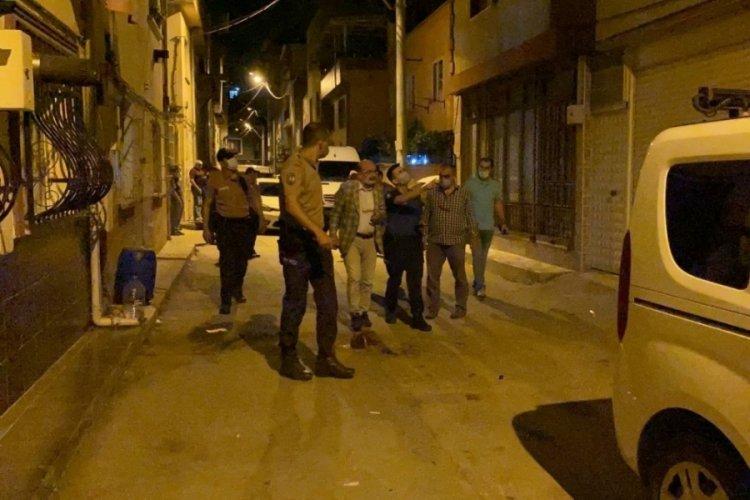 Bursa'da gürültü cinayetinin zanlısı tutuklandı