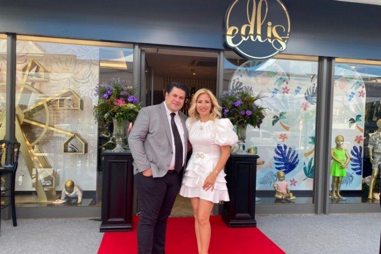 'Edlis Kids' Bursa Balat'ta açıldı!