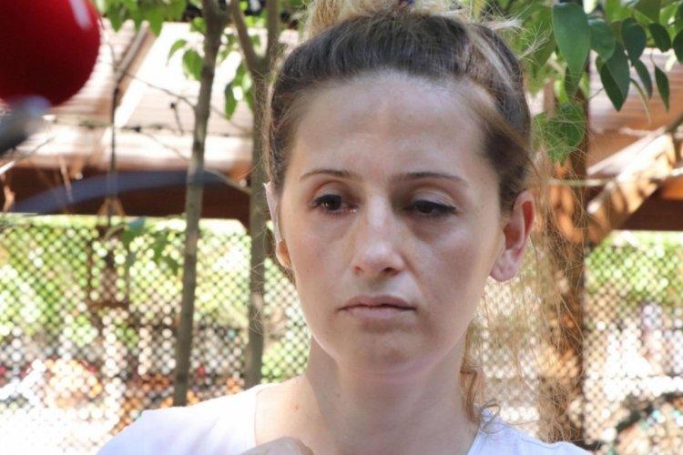 Kafede saldırıya uğrayan kadın konuştu: Ölmek istemiyorum