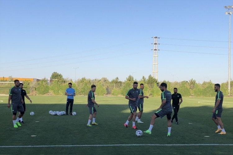 Konyaspor, yeni sezon hazırlıklarına başladı