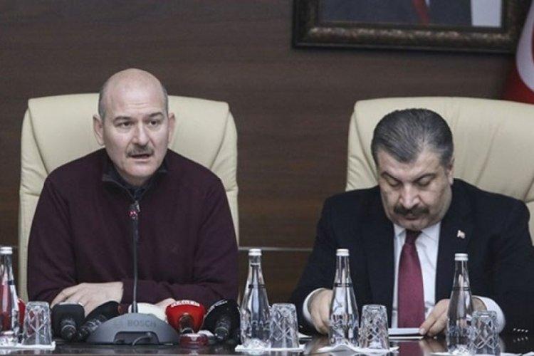 140journos Kovid belgeselinde Soylu ve Koca iddiaları: 'Elinde Sağlık Bakanlığı'nın veri sakladığına dair dosya var'