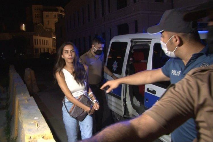 Ünlü oyuncu bıçaklı saldırı sonrası gözaltında: 7'si polis 12 yaralı