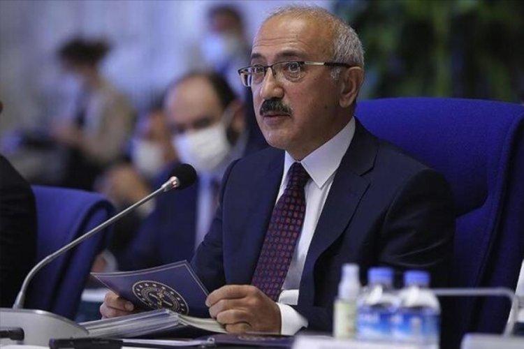 Bakan Elvan'dan Merkez Bankası açıklaması