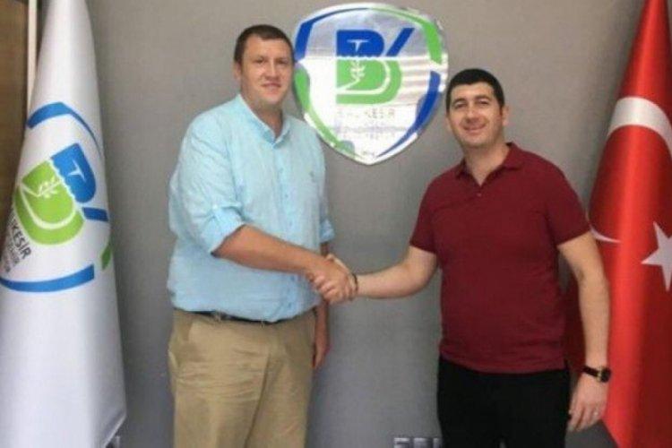 Bursalı Antrenör Ali Uruk, Balıkesir Büyükşehir Belediyespor'da