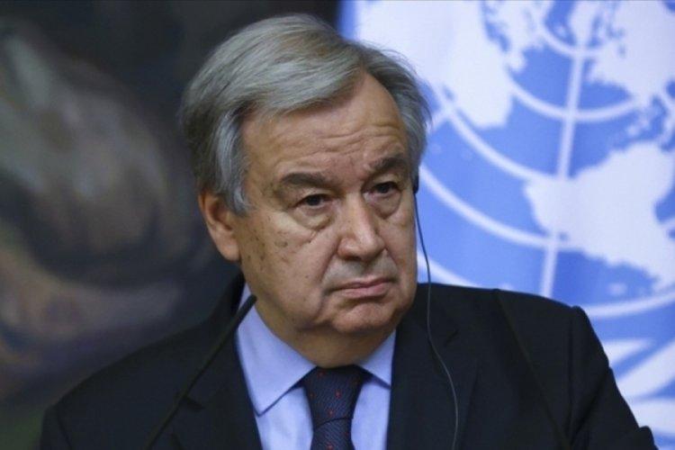 Guterres, Hindistan'da Cammu Keşmir Bölgesi'ndeki ağır ihlallerden endişeli