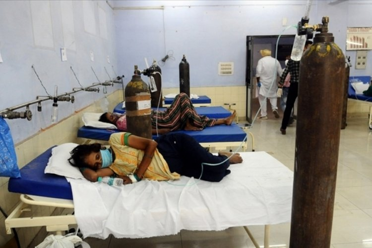 Bangladeş'te Kovid-19 vakalarındaki ve 'Delta' varyantındaki artış sağlık sistemini zorluyor