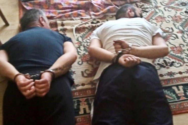 Elektronik kelepçe ile uyuşturucu satışına tutuklama