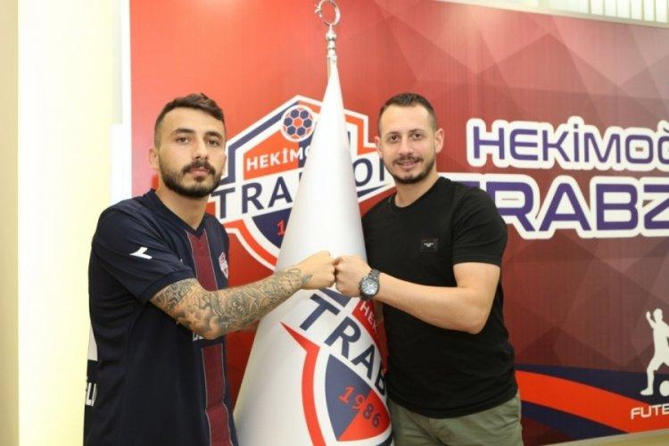 Hekimoğlu Trabzon FK, Hakan Demir ile sözleşme imzaladı