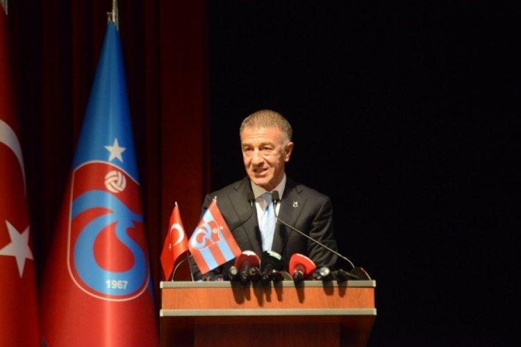 Trabzonspor Olağan Mali Genel Kurulu yapıldı