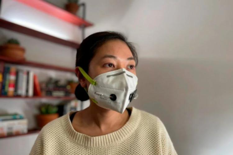 Covid-19'u tespit edebilen maske geliştirildi