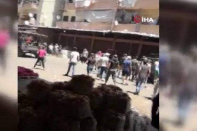 Lübnan'da ekonomik kriz devam ederken Trablusşam'da protestocular sokaklarda