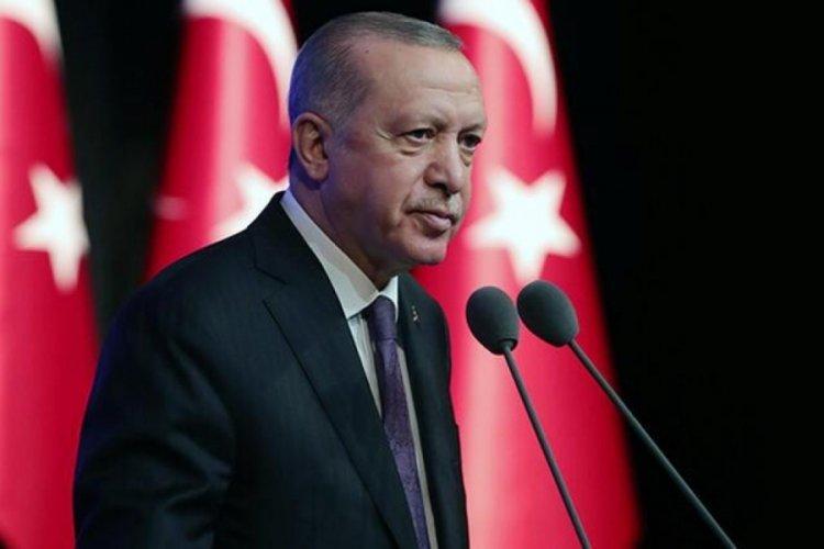 Cumhurbaşkanı Erdoğan, tarihçi Fuat  Sezgin'i andı