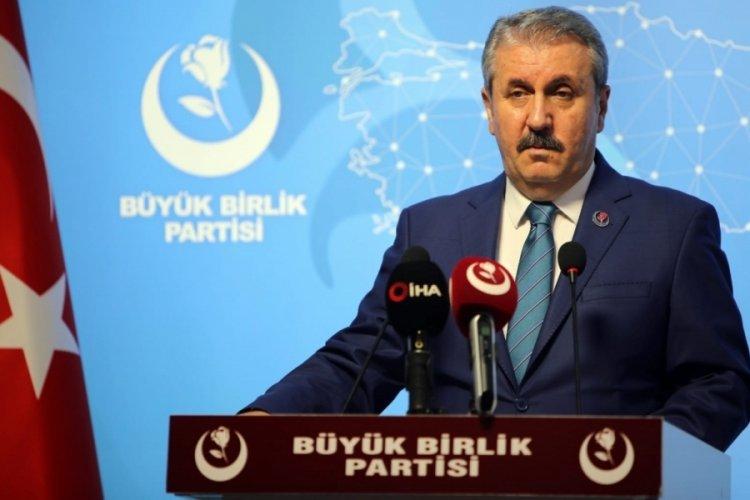 Mustafa Destici'den çocuk istismarına tepki